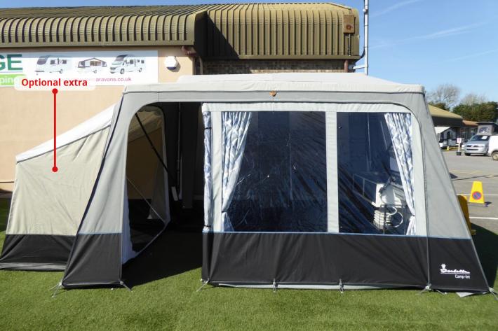 2019 Camp Let Dream New Trailer Tents Highbridge